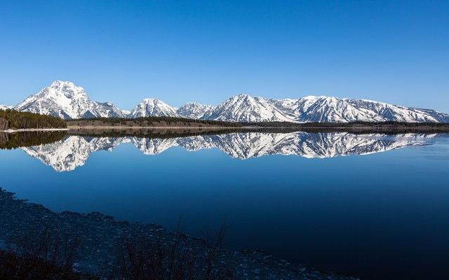 Blue Teton