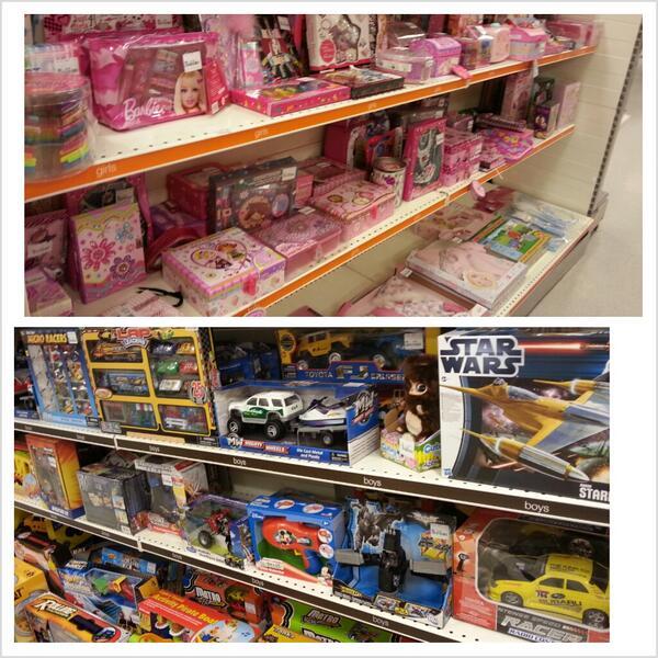 Pink toys