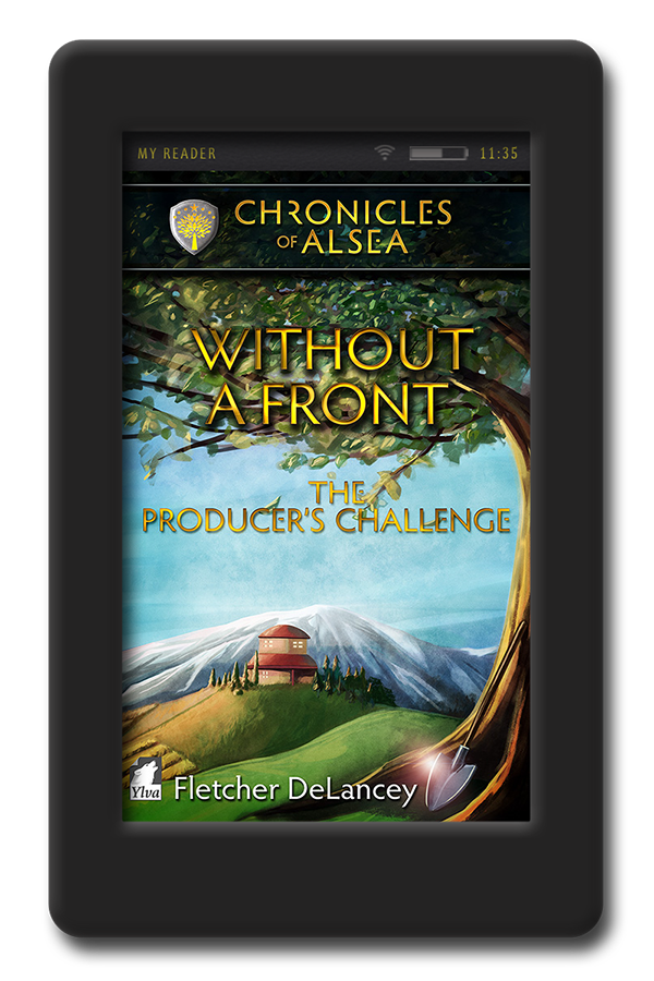 Without a Front The Producers Challenge by Fletcher DeLancey